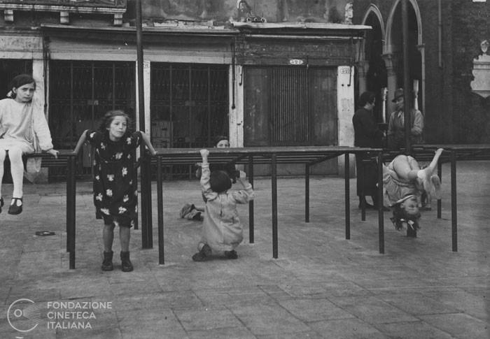 Cineteca Milano Bambini Che Giocano