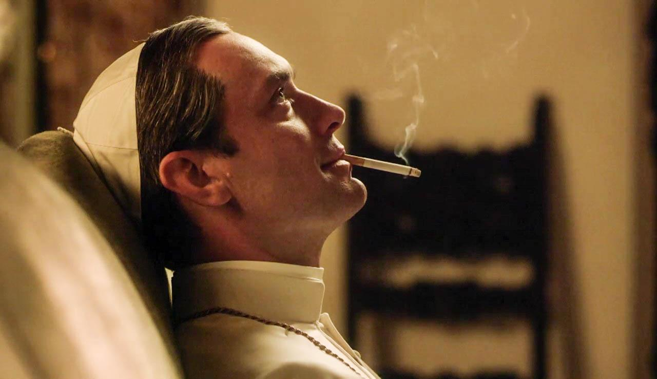 THE YOUNG POPE episodi 1, 2, 3