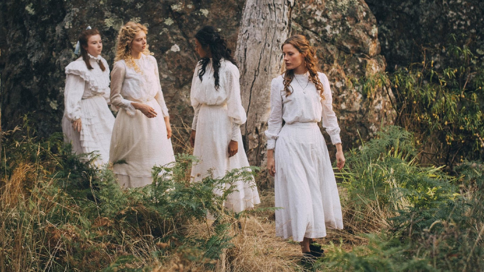 Picnic ad Hanging Rock