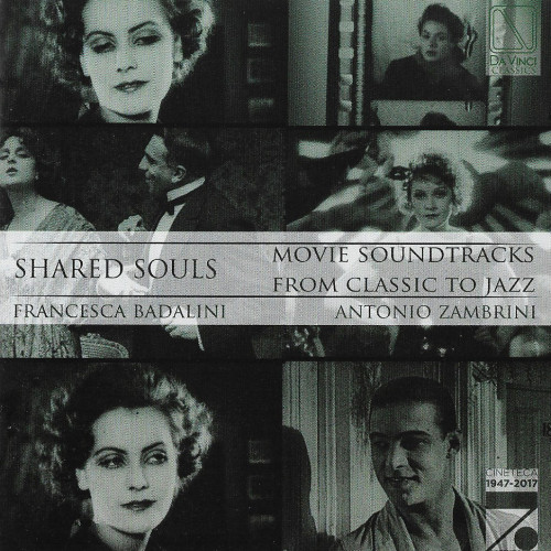 SHARED SOULS. MOVIE SOUNDTRACKS FROM CLASSIC TO JAZZ
