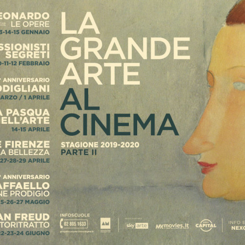 LA GRANDE ARTE AL CINEMA - SECONDA PARTE