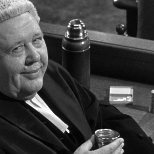 L'istrionico Charles Laughton