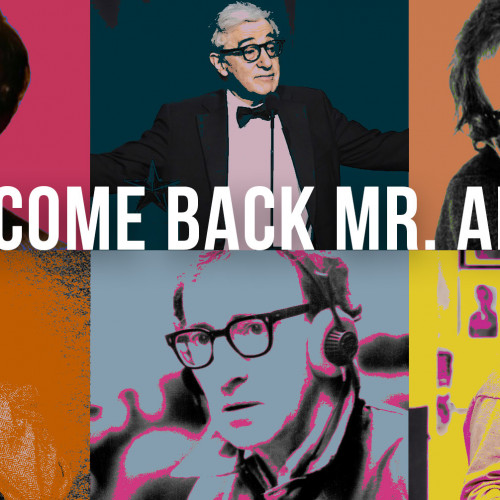 Welcome back Mr. Allen!